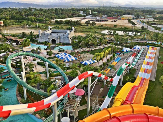Seven Seas Waterpark near Cagayan de Oro City and how to get there from Cebu and Manila