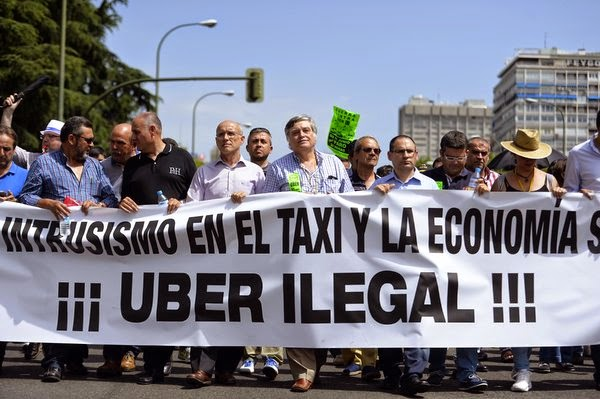 Uber全球擴張失靈!歐美亞都封殺,創辦人恐遭判刑|數位時代