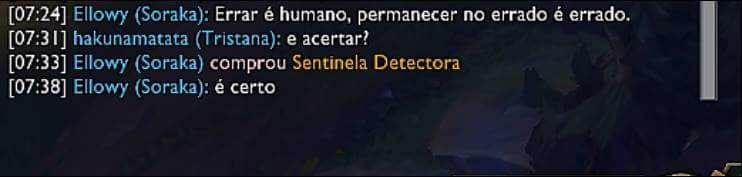 Aprenda filosofia com os filósofos do chat de League of Legends!