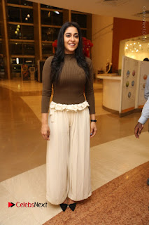Actress Regina Candra Pos at Asian Para Badminton Championship Winners Felicitation Ceremony  0100.JPG