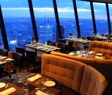 Travelencyclopedia World S Best Revolving Restaurants