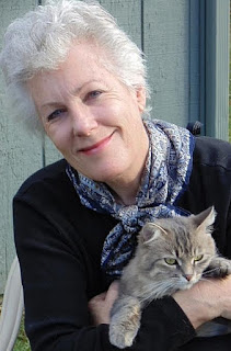 Author of CAT SKILLS Leslie Goodwin