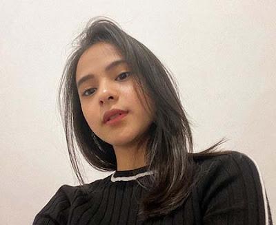 Cathy Fakandi Potret Cantik