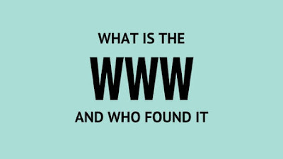 information about world wide web and the developer of world wide web