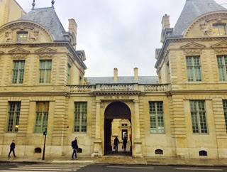 Hotel de Sully rue st antoine paris 4