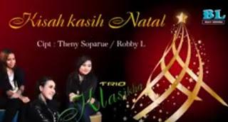 Download Lagu Natal Trio Klasikha - Kisah Kasih Natal