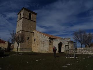 Iglesia de Villacadima