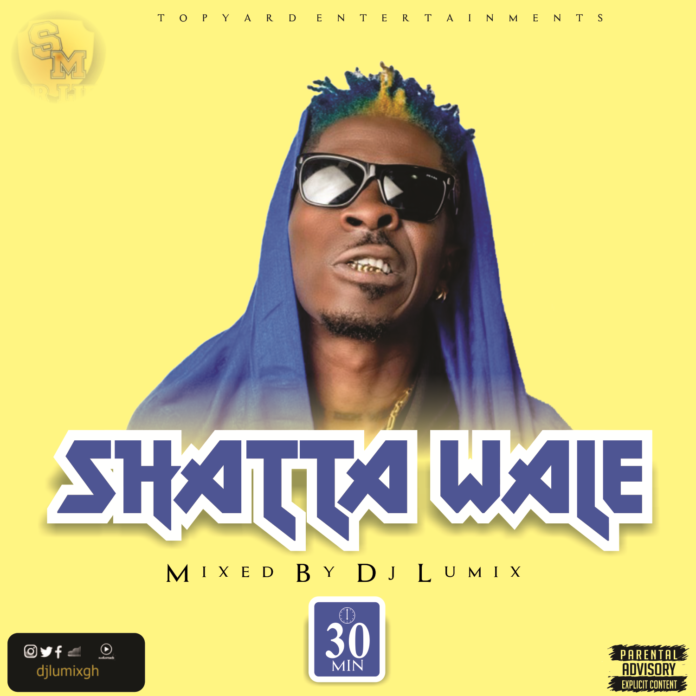 Dj Lumix – Shatta Wale Mix | Gh Music Home | Download MP3 | Latest