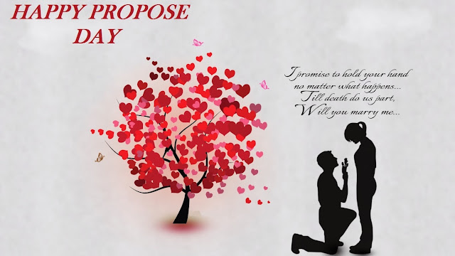 Happy Propose Day Wallpapers Download