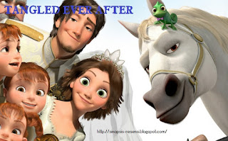 Sinopsis Film Tangled Ever After