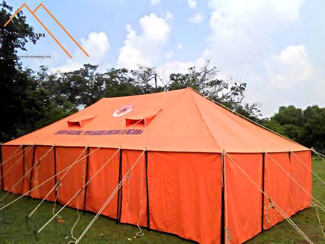 Tenda - Regu - BNPB