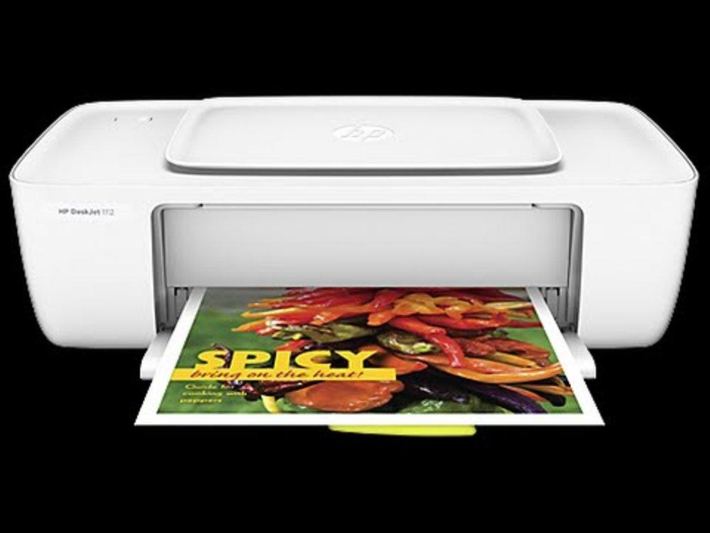 HP Deskjet 1112 Impresora fotográfica compacta F5S23A