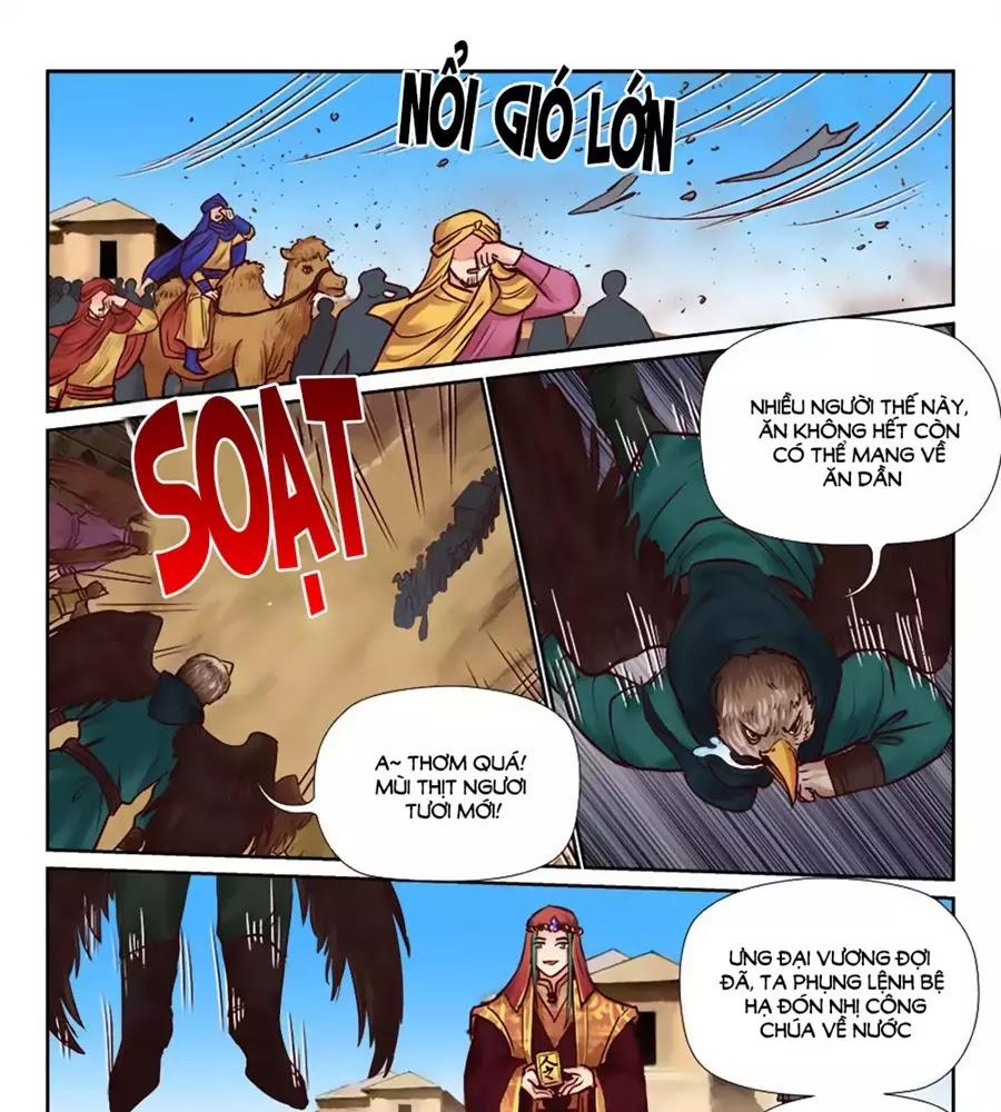 Luôn Có Yêu Quái Chapter 218 - Trang 11
