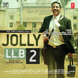 Jolly LLB 2 Hindi Movie Audio CD Front Covers, Posters, Pictures, Pics, Images, Photos, Wallpapers