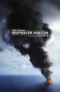 Tráiler, póster y carteles individuales de 'Deepwater horizon'