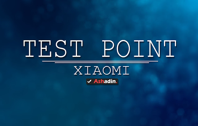 Cara Test Point Xiaomi