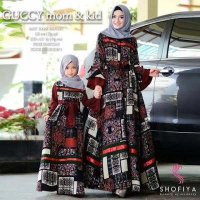 Bikin Baper, Inspirasi Gaya Fashion Ramadhan Kompak Ibu dan Anak yang Nggak Biasa