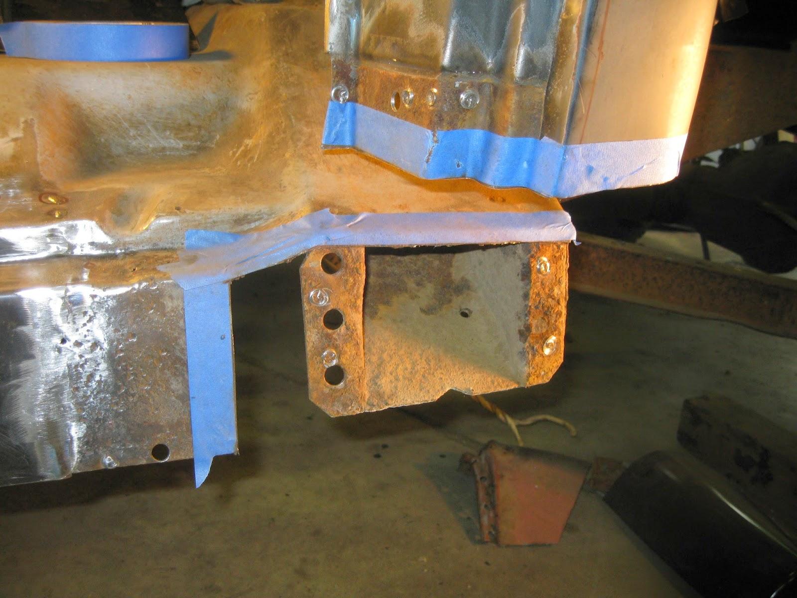 Chevy C10 Rear Inner Rocker Panel Amp Ds Cab Corner