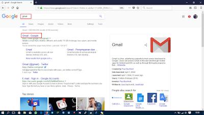 Cara Mudah Membuat Accouny Gmail Google
