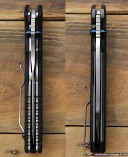 Ganzo G7511 (left )G7491 (right)