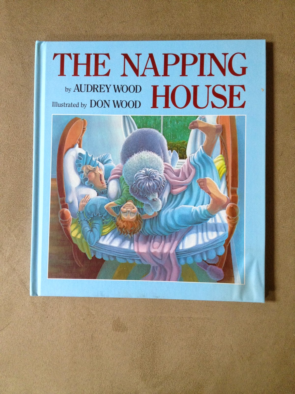 Storytime Snack And Craft The Napping House