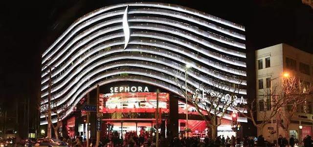 Comprar perfumes nas lojas Sephora em Paris