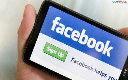 Gói cước 3G Facebook không giới hạn của Mobifone