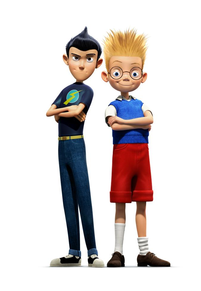 airside meet the robinsons
