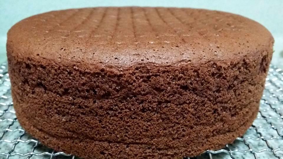 Optima Flour Chocolate Cake