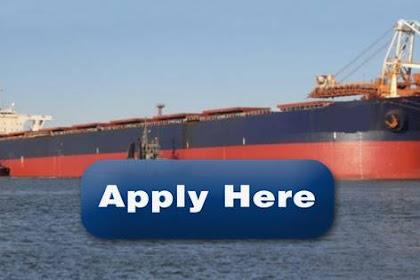 Maritime Jobs | Bulk Carrier Ship | Seafarers Jobs