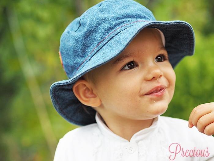 dziecko kapelusz