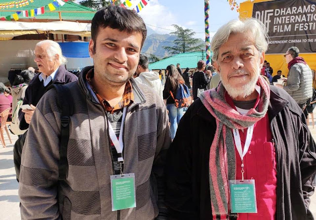 A rendezvous with legendary Indian filmmaker Saeed Mirza at the 2019 Dharamshala Film Festival