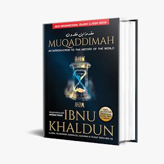 Buku Terjemah Muqaddimah Ibnu Khaldun