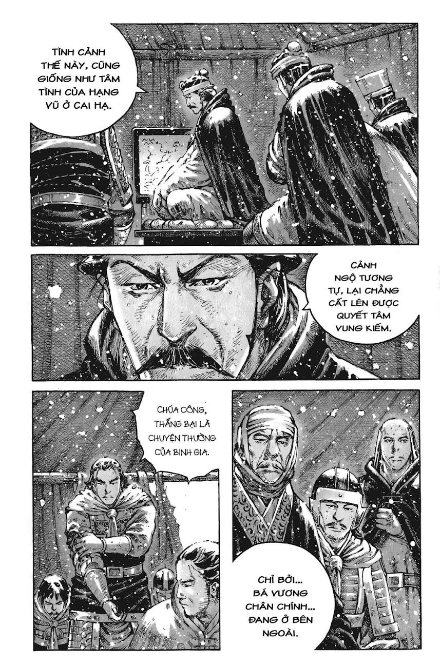 Hỏa phụng liêu nguyên Chương 441: Kiêu hùng trung thần [Remake] trang 16