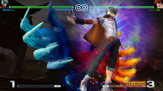 King of Fighters on PlayStation 4
