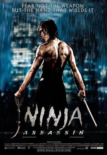 Ninja Assassin (2009) BluRay 720p