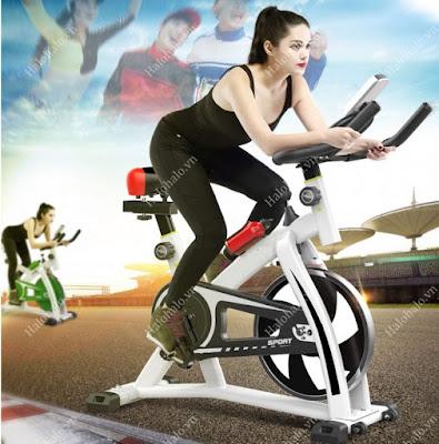 Xe đạp tập thể dục tại nhà Spin Bike