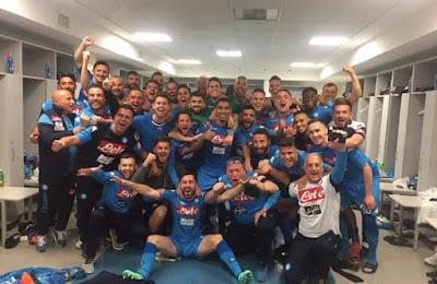 نابولي يفوز امام جوفنتوس و يعيد سباق لقب الدوري الايطالي
