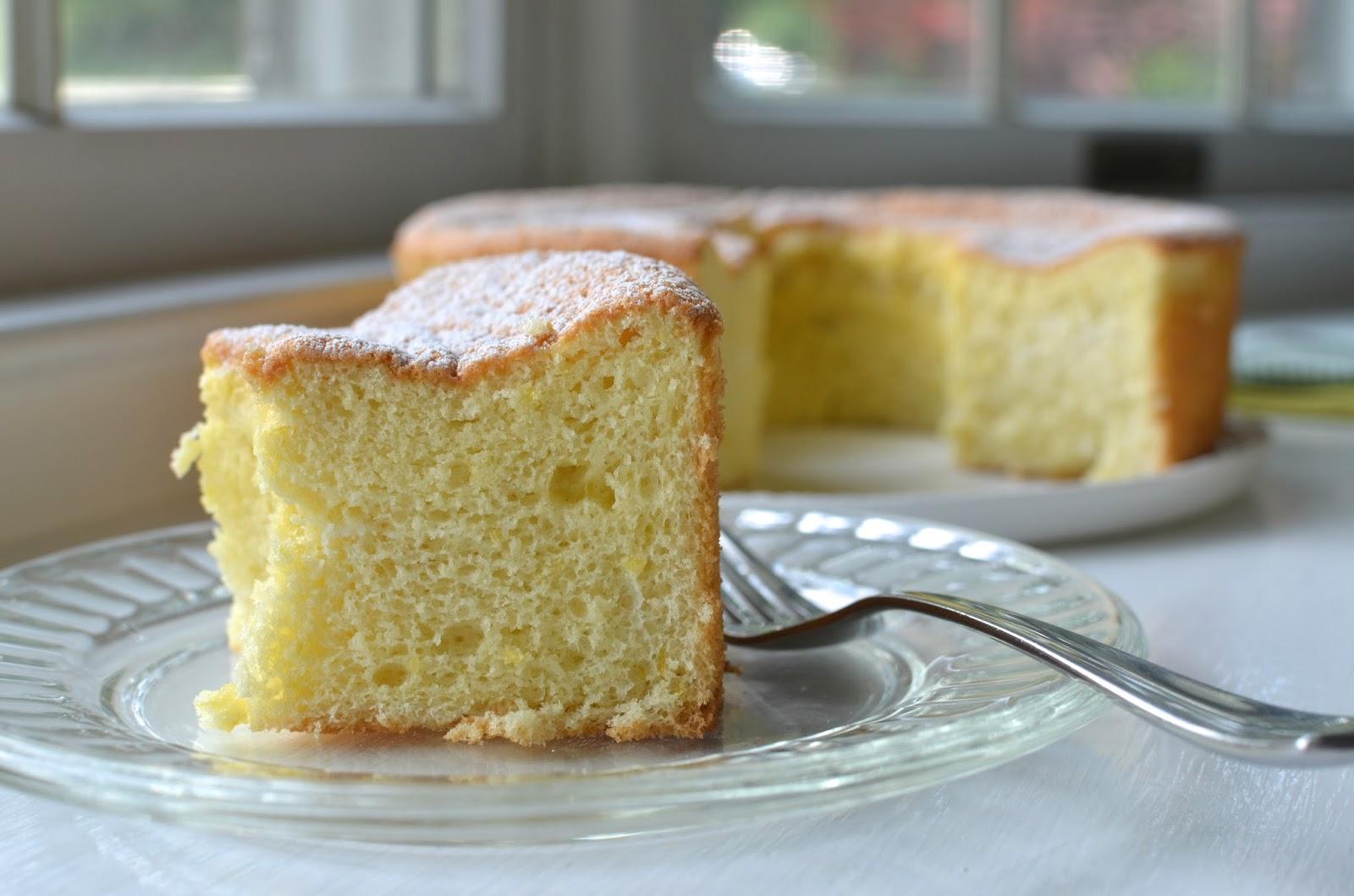 Martha Stewart Recipe For Orange Chiffon Cake