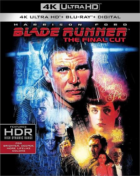 Blade Runner The Final Cut 4K (1982) 2160p 4K UltraHD HDR REMUX 48GB mkv Dual Audio Dolby TrueHD ATMOS 7.1 ch
