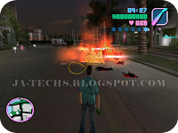 GTA Vice City Gameplay Snapshot 7