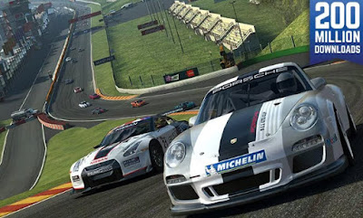 Gmaes Real Racing 3