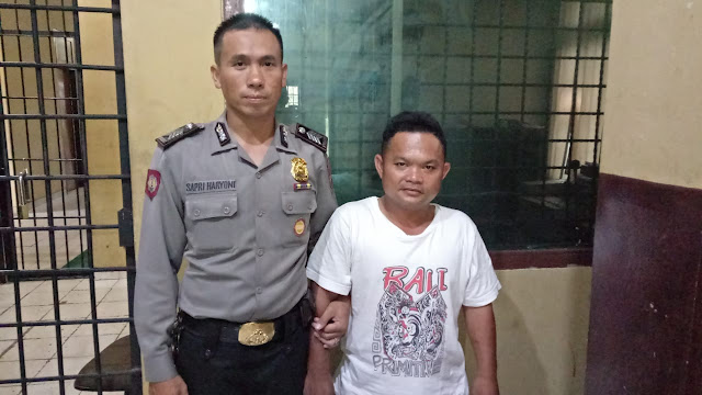 Polisi Amankan Pelaku Pejamret Tas