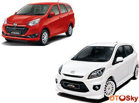 Gambar Mobil Daihatsu