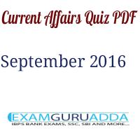 Bankers Adda Current Affairs April 2015 Pdf