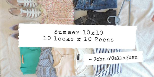 Summer 10x10 | 10  looks x 10 Peças
