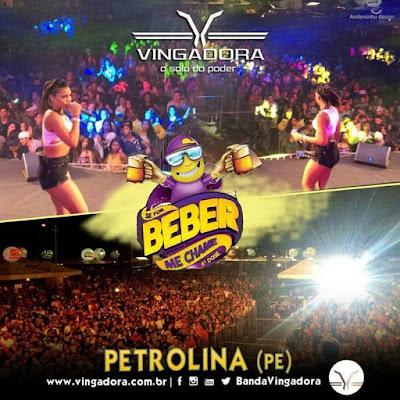 Vingadora - ao vivo em Petrolina - PE - Abril - 2016