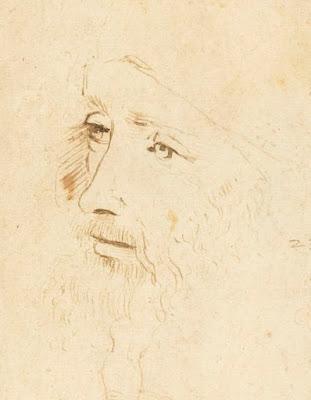 NEW LEONARDO DA VINCI  PORTRAIT DEBUTS 500 YEARS AFTER DEATH