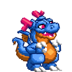 Pixel Dragon (Teen)