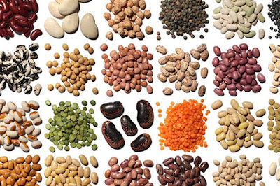 Legumes are rich in bioflavonoids and zinc good for eyes